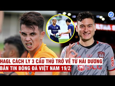 VN Sports 19/2 | Cầu thủ Indonesia đồng thanh hô đánh bại VN, người đại diện Văn Lâm đả kích M.U