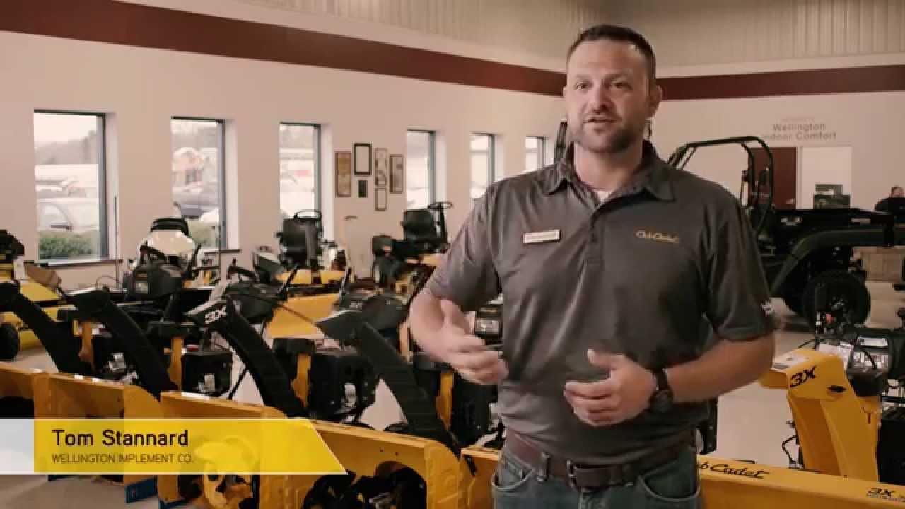 Cub Cadet Dealers : Personal connections the cub cadet dealer advantage