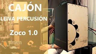 Leiva Percussion Cajon Zoco Cajon