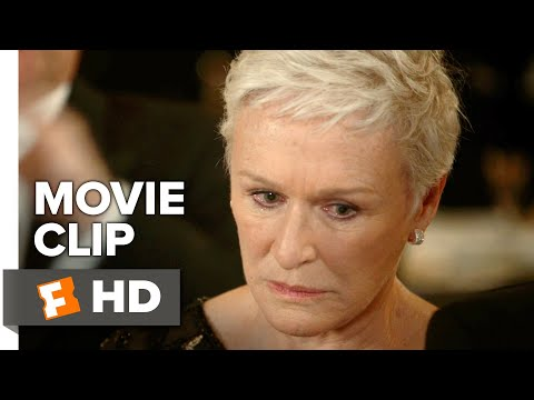 The Wife Movie Clip - The Speech (2018) | Movieclips Indie