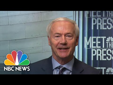 Full Hutchinson: There Is 'Virus Fatigue' In The Country | Meet The Press | NBC News