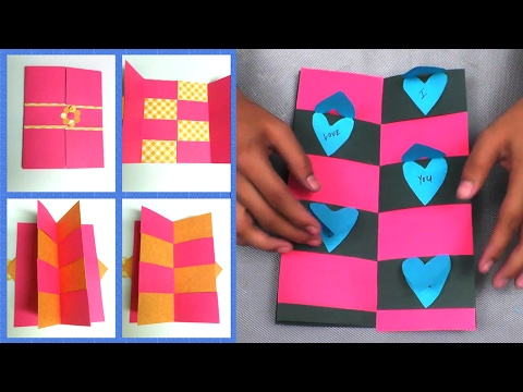 DIY-Envelope Magic Gift Card  || Make for Boyfriend/Girlfriend