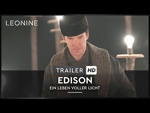 Edison - Ein Leben voller Licht - Trailer (deutsch/german; FSK 0)