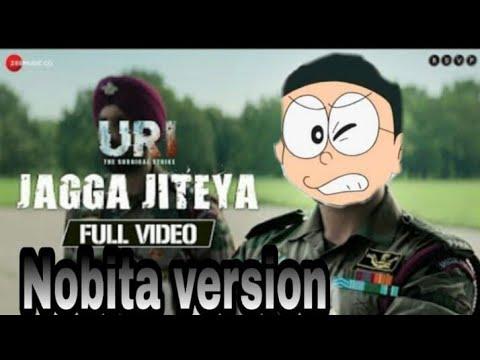 Jagga Jiteya   Nobita Version   Dipan Patel