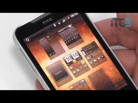Обзор HTC Legend