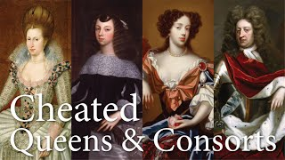 The Stuart Queens & Consorts of England 6/8