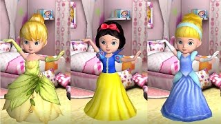 Ava the 3D Doll All Clothes and Dance Styles Gameplay for Children HD