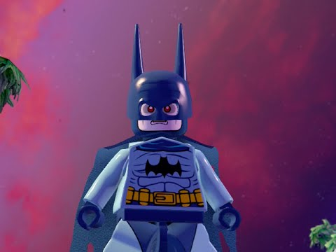 LEGO BATMAN 3 - Vampire Batman FREE ROAM GAMEPLAY