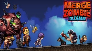 Merge Zombie - idle RPG android gameplay