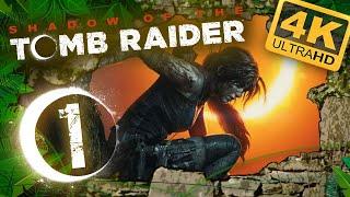 SHADOW OF THE TOMB RAIDER 🌙 #1: Das Finale der Reboot-Reihe geht an den Start!