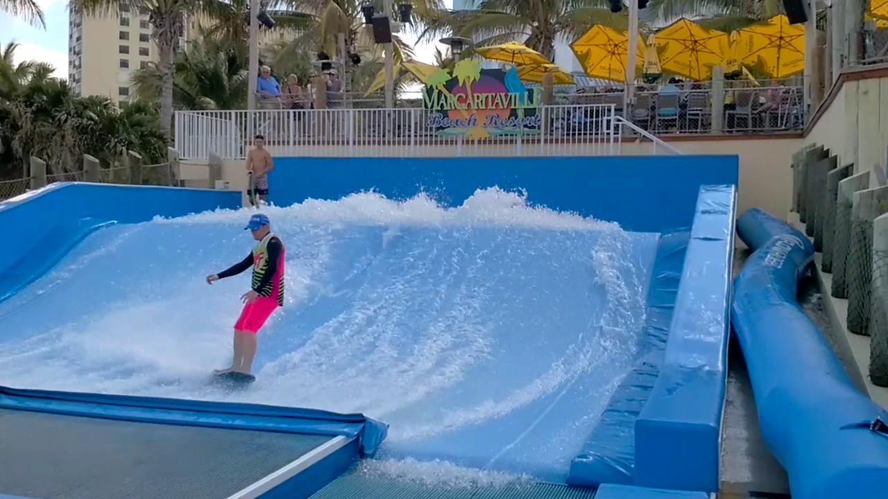 Surfing In Hollywood Beach Margarita