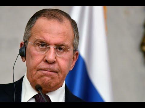 لافروف: روسيا مستعدة للتصويت على هدنة في سوريا