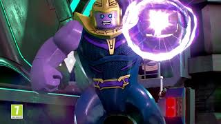 LEGO MARVEL SUPER HEROES InfinityWar DLC Trailer Ufficiale