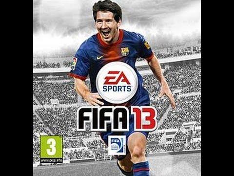 Исправляем ошибку в FIFA 13