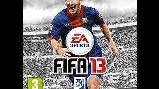 Исправляем ошибку в FIFA 13(Думаю, у многих встретилась такая проблема, когда игра вылетает на заставке с Месси. ..., 2012-12-16T18:28:31.000Z)