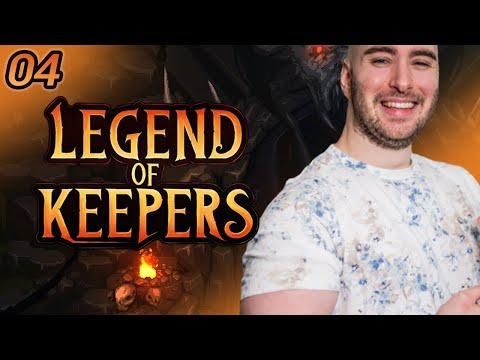 Vidéo d'Alderiate : [FR] ALDERIATE - LEGENDS OF KEEPERS - EPISODE 4