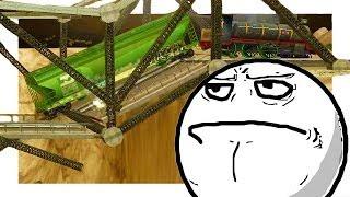 Funny Bridge Project - Bridge Simulator Gameplay Funny Moments