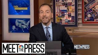 Democrats, GOP Move In Opposite Directions On Russia Views | Meet The Press | NBC News