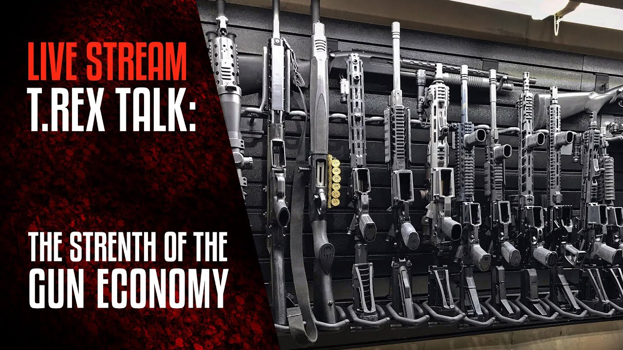 TREX TALK: The Strength of the Gun Economy