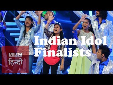 Finalists of Indian Idol Junior: BBC Hindi