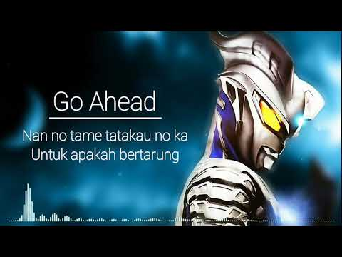 Go Ahead Susume! Ultraman Zero ~ Inchiro Mizuki With Voyager (Ultraman Zero The Cronicle Ost) Lyrics