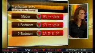 In-Depth Look - Manhattan Prices Plummet - Bloomberg