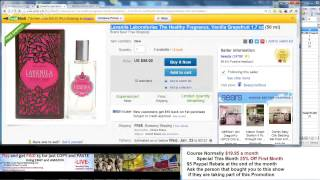 Sell on EBAY with AMAZON and make money by COPY and PASTE Drop Shipping- DS DOMINATION