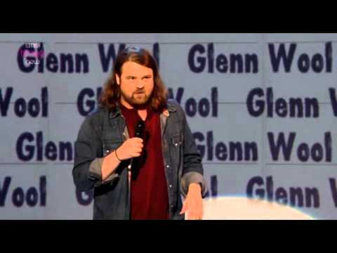 Glenn Wool on Russell Howard's Good News