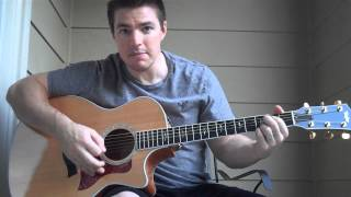 Beginner Worship - Blessed Be Your Name (instructional) -  (Matt McCoy)