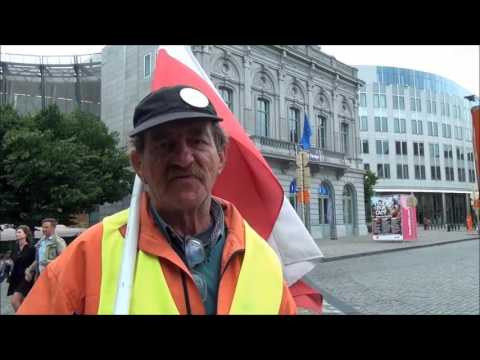 Fighting for the rule of law: by rickshaw to Brussels