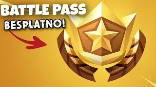 HOW FREE TO GET A BATTLE PASS! -Fortnite Season 8!