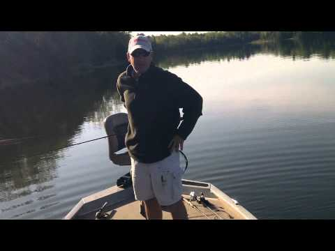 SILVER LAKE MAINE WITH R McHALE.avi