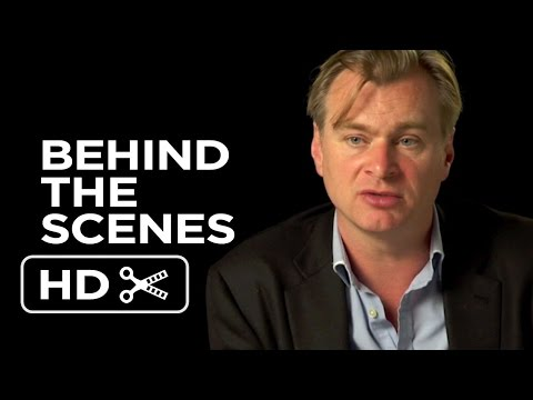 Interstellar Behind The Scenes - Christopher Nolan (2014) - Matthew McConaughey Movie HD