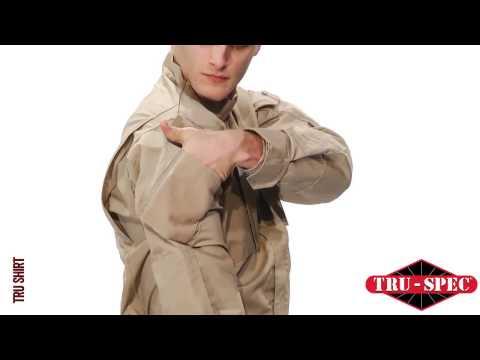 Полевая куртка Tru Spec® Tactical Response Uniform®