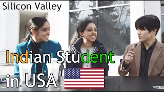 The Life of Indian Student in USA | Silicon Valley Interview