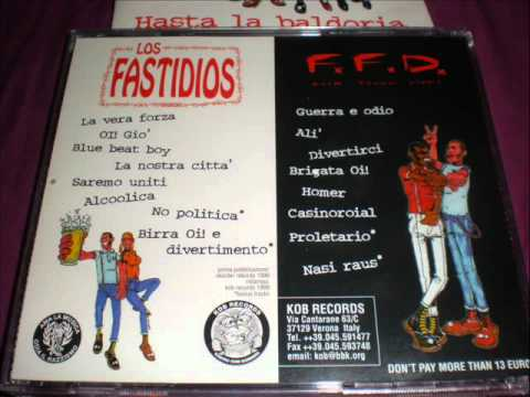 "FFD- nasi raus from ""Hasta la baldoria"" split album with Los fastidios"
