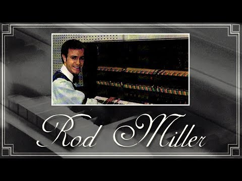 """Rod Miller - """"Ragtime Rod"""" - Young Records [Full Album]"""