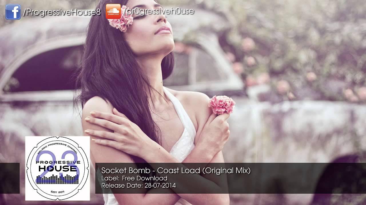 Download Socket Bomb - Coast Load (Original Mix) [Free Download]