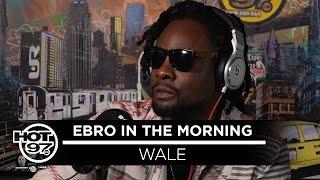 Wale Opens Up On Fatherhood, J. Cole & Keeps It Real On DJ's