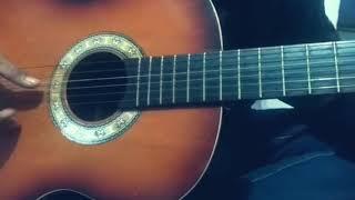 Gitar Tunggal Pagaralam Sumatra Selatan