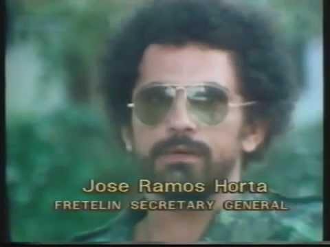 Interview to José Ramos-Horta by Tony Smith 1975