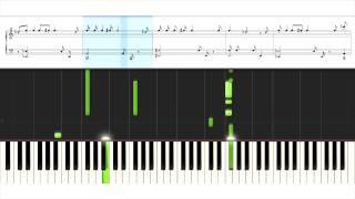 EXO - Promise - Piano Tutorial Mp3