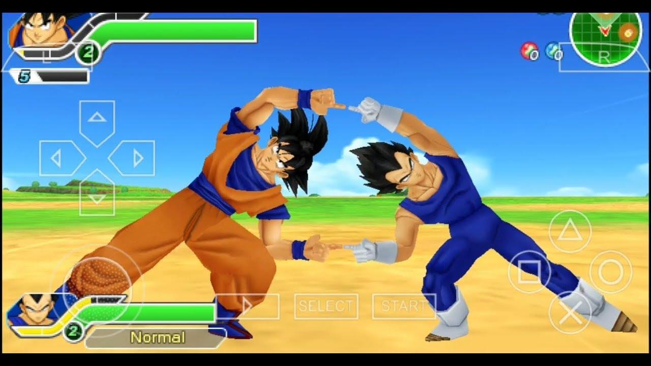 How To Do Fusion In Dragon Ball Z Tenkaichi Tag Team Youtube