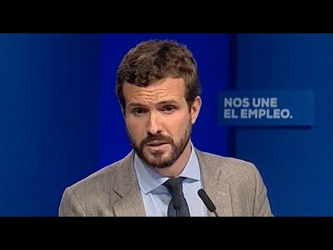 Casado tasa en mil millones las pérdidas en Cataluña