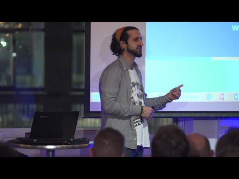 Amin Rafiee: Cryptocurrencies, Blockchains & P2P Systems (BlockchainTalks Vol.2 - Amsterdam)