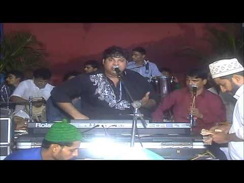 "Mujtaba Aziz Naza ""Ae Hind Ke Wali"" At Chakala Street Mumbai On 29th July 2014 On Eid Mubarak Progra"