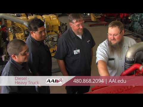 Arizona Automotive Institute | Diesel Heavy Truck