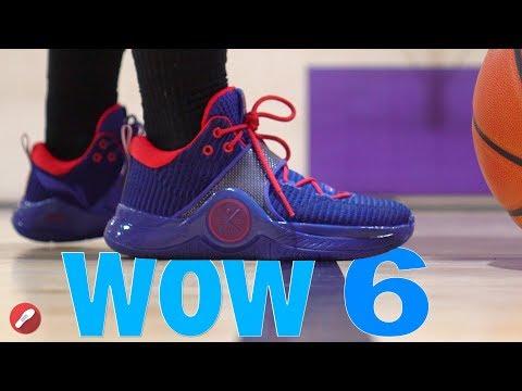 Li-Ning WOW (Way of Wade) 6 Performance Review!