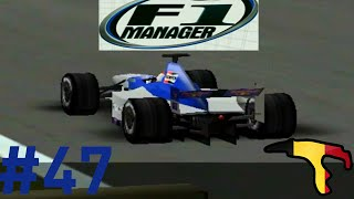 F1 Manager: Minardi Manager Career - Part 47 - Belgium