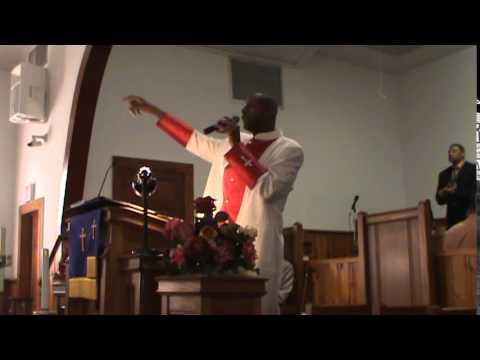 Minister Nicholas J. Gattis @ Dan River Bethel 3-15-2015